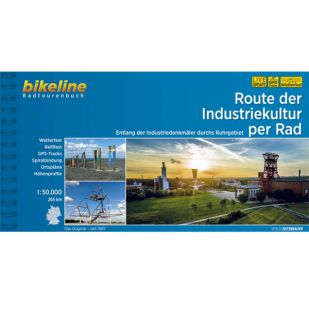 Route der Industriekultur per Rad Bikeline Fietsgids
