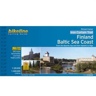 Iron Curtain Trail 1 - Finland Baltic Sea Coast Bikeline Fietsgids