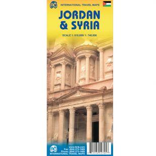 Itm Jordanië & Syrië