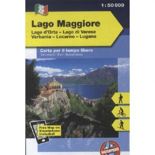 KF8 Lago Maggiore Outdoorkaart