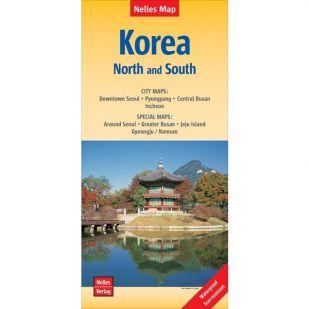 Nelles Korea Noord En Zuid