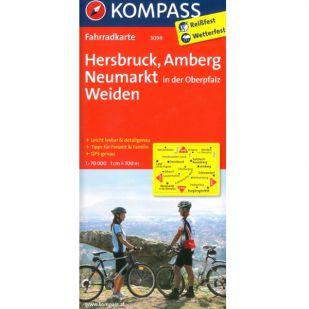 A - KP3099 Hersbruck - Amberg - Neumarkt/Oberpfalz - Weiden