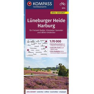 KP3314 Luneburger Heide - Harburg