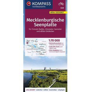 KP3320 Mecklenburgische Seenplatte