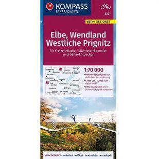 KP3321 Elbe - Wendland - Westliche Prignitz