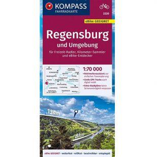 KP3330 Regensburg und Umgebung