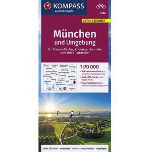 KP3334 Munchen und Umgebung !