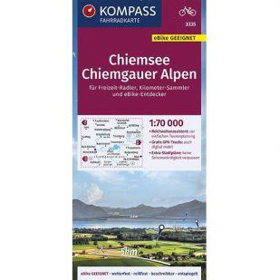 KP3335 Chiemsee - Chiemgauer Alpen