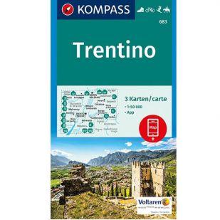 KP683 Trentino - 3 kaartenset