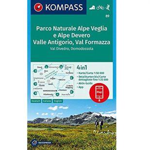 KP89 Parco Naturale Alpe Veglia e Alpe Devero - Valle Antigorio - Val Formazza