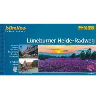 Lüneburger Heide Radweg Bikeline Fietsgids