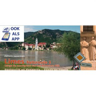 Limes fietsroute Deel 2 Regensburg Guyla (2020)