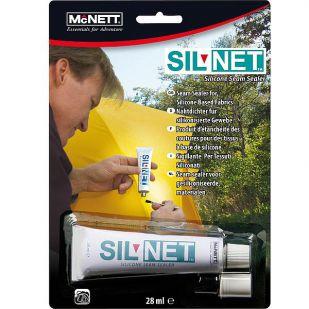 Mcnett - Reparatiemiddel Silnet - Incl. kwastje