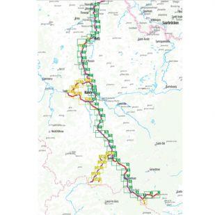 Mosel Radweg Frankreich Bikeline