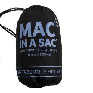 Mac in a Sac - Regenbroek Full Zipper !
