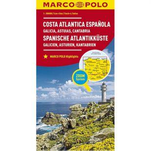 MP Atlantische kust  (Galicie, Asturie en Cantabrie)