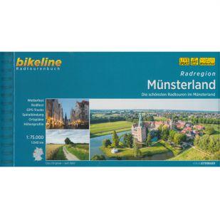 Münsterland Radregion Bikeline Fietsgids !