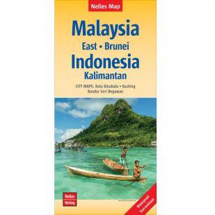 Nelles Maleisië Oost - Brunei