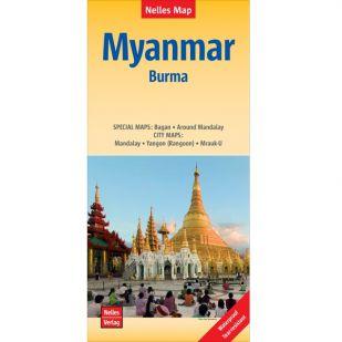 Nelles Myanmar Burma