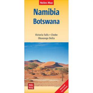 Nelles Namibië - Botswana