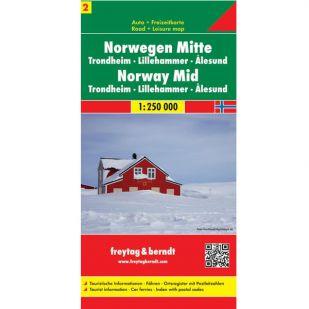 F&B 2. Noorwegen Midden
