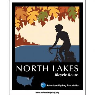 VS - North Lakes Route (3 kaarten)