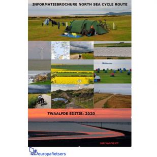 Informatiebrochure North Sea Cycle Fietsgids - Gratis download