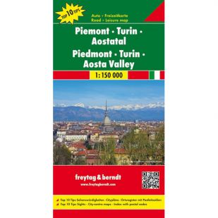F&B Piemonte / Aosta / Turijn (AK0619)