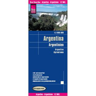 Reise-Know-How Argentinië