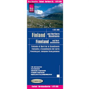 Reise-Know-How Finland & Noord Scandinavië
