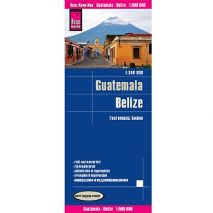 Reise-Know-How Guatemala en Belize