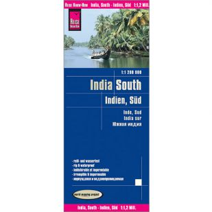 Reise-Know-How India Zuid