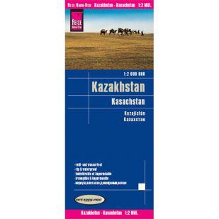 Reise-Know-How Kazachstan