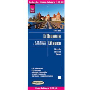 Reise-Know-How Litouwen !