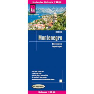 Reise-Know-How Montenegro