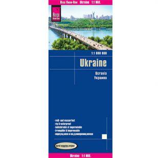 Reise-Know-How Oekraïne