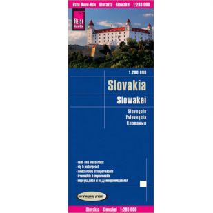 Reise-Know-How Slowakije