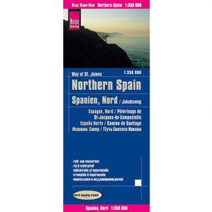 Reise-Know-How Spanje Noord
