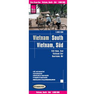 Reise-Know-How Vietnam Zuid