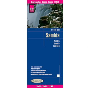 Reise-Know-How Zambia