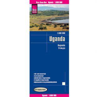 Reise-Know-How Uganda