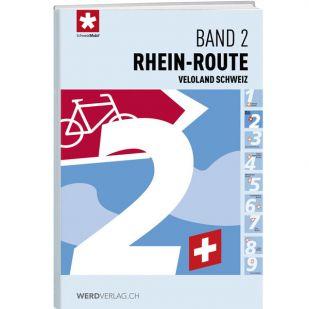 Veloland Schweiz 2. Rhein route