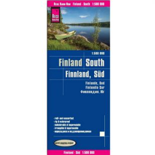 Reise-Know-How Finland Zuid