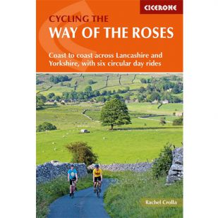 The Way of the Roses - Cicerone