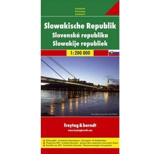 F&B Slowakije Republiek