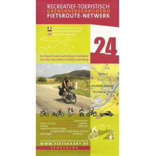 Fietskaart Sportoena 24 !