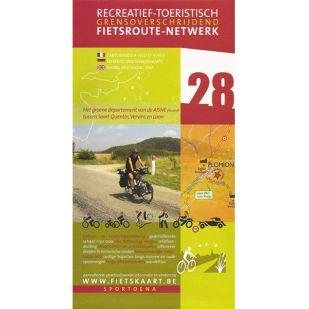 Fietskaart Sportoena 28 !