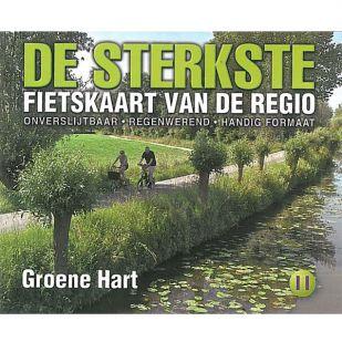 De Sterkste Fietskaart 11 Groene Hart