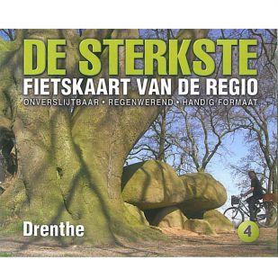 De Sterkste Fietskaart 4 Drenthe -2020