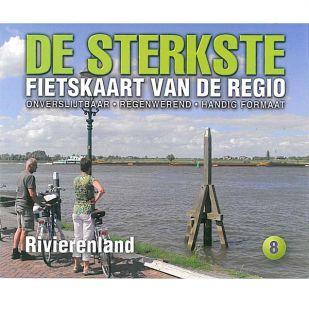 De Sterkste Fietskaart 8 Rivierenland